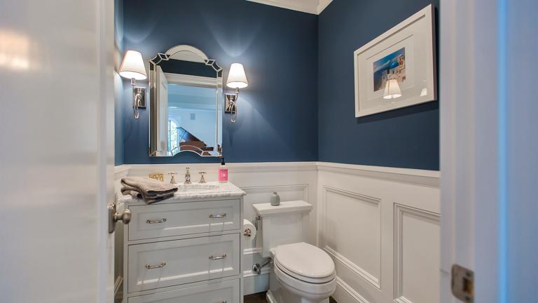 1927 Single Family Home Bathroom